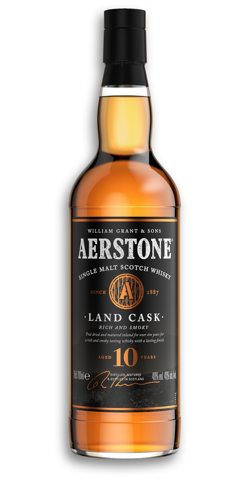 Aerstone Land Cask Bottle