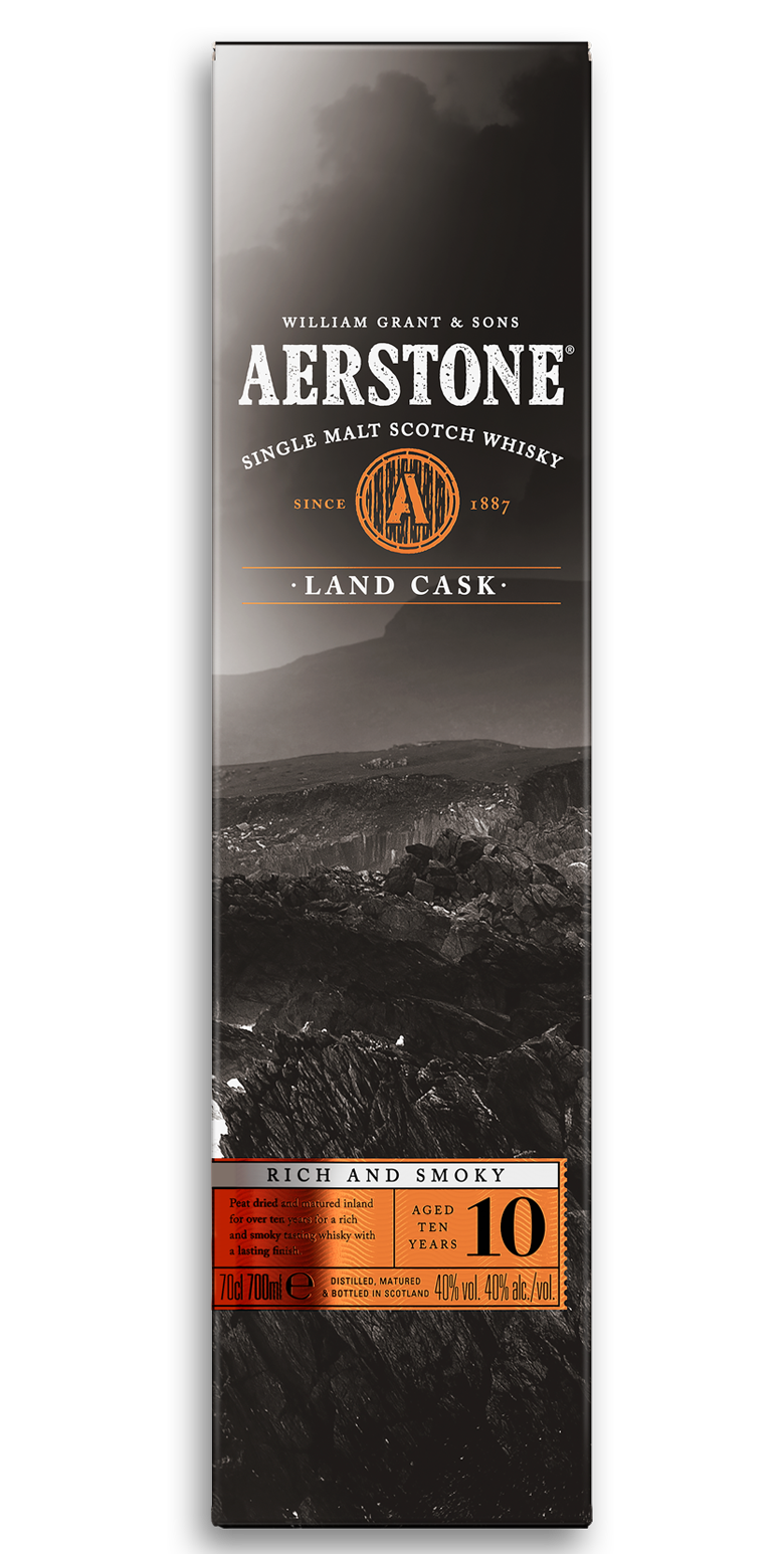 Aerstone Land Cask Packaging